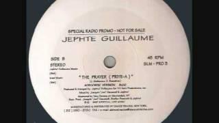 Jephté Guillaume The Prayer Acroostic Version