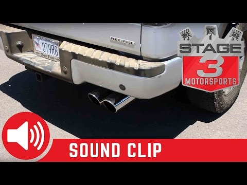 2011-2013 Ford F-150 5.0L Roush Catback Exhaust Sound Clip