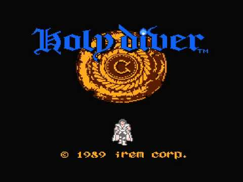 Holy Diver Nes Music 1