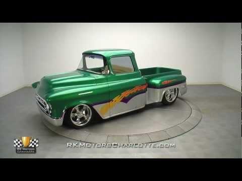 133099 / 1957 Chevrolet 1/2-Ton Pickup