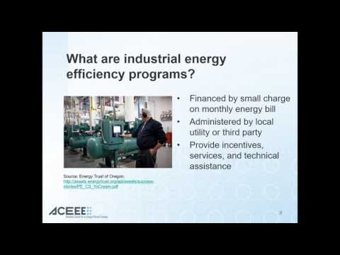 Complying with the Clean Power Plan: An Opportunity for the Industrial Sector