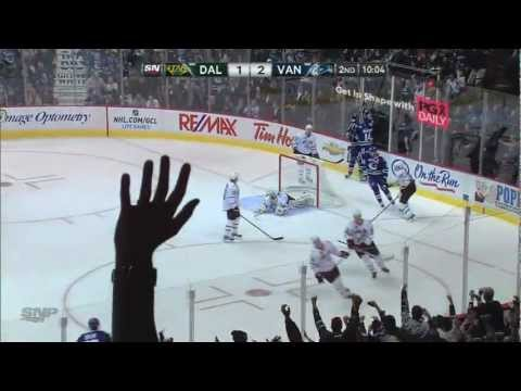 Henrik Sedin becomes Canucks all-time leading scorer 