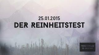 Der Reinheitstest (ICF München Videopodcast)