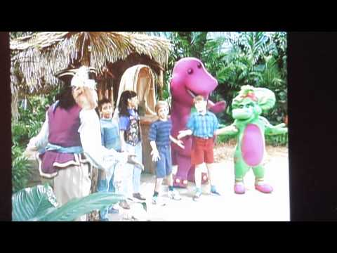 Barney - 3 Corner Hat