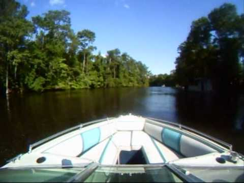 Ride on the Calcasieu .wmv