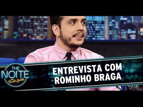 The Noite (21/10/14) - Entrevista com Rominho Braga