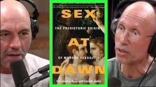 Joe Rogan - William Von Hippel's Criticism of Sex at Dawn