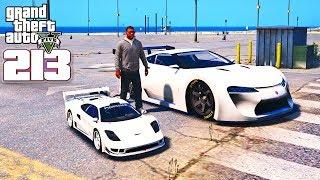 ឡានតូចជាងគេបំផុតនៅក្នុងទីក្រុងLos Santos - RC Car MOD - GTA 5 Redux Real Life Ep213 Khmer|VPROGAME