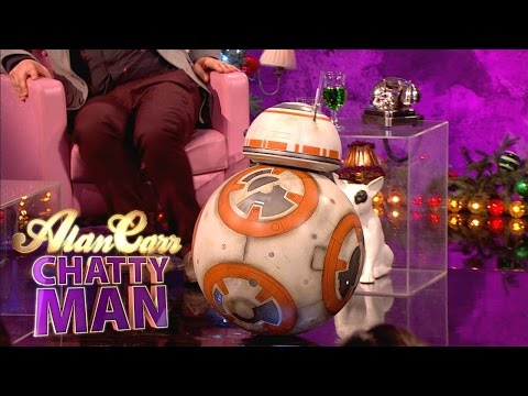 BB-8 from Star Wars Turns Up Unannounced - Alan Carr: Chatty Man