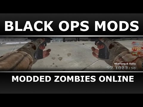 Black Ops- Zombies Mod Menu XBOX (Online) After All Patches! (NO JTAG/RGH) (USB)