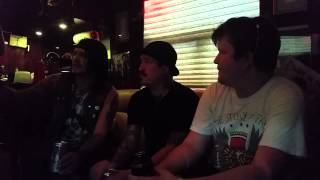 """""""Interview"""" with Escape the Fate"""