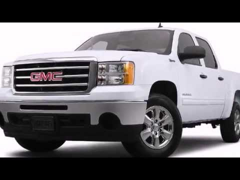 2012 GMC Sierra 1500 Video