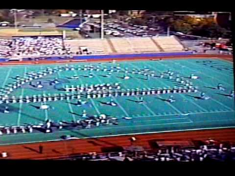 OAKLAND HIGH SCHOOL BAND PERFORMANCE 1992 - 1993