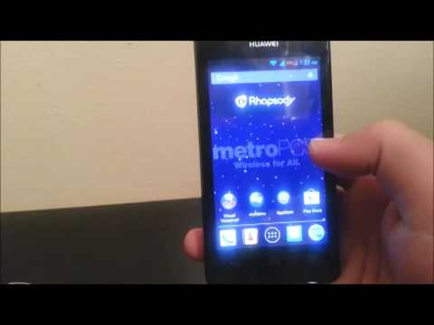 MetroPCS Huawei Valiant™ Review