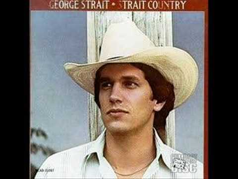 George Strait - I Get Along With You