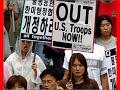 South Korea: Protest against Military Buildup
