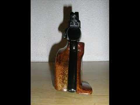 Webley Tempest pistol grip rebuild