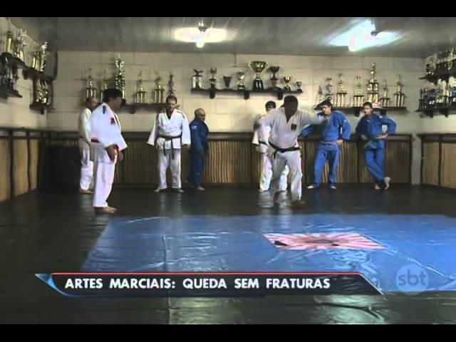 Artes marciais ajudam idosos a evitar fraturas