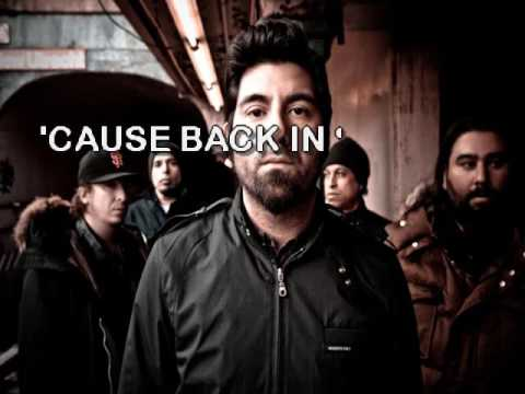 Deftones   Back To School