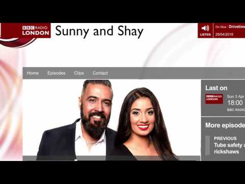 BBC Radio London Mayoral Debate