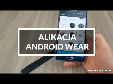 Aplikacja Android Wear i Google Fit