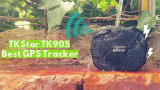 GPS Tracker TKStar TK905 Istruzioni in Italiano