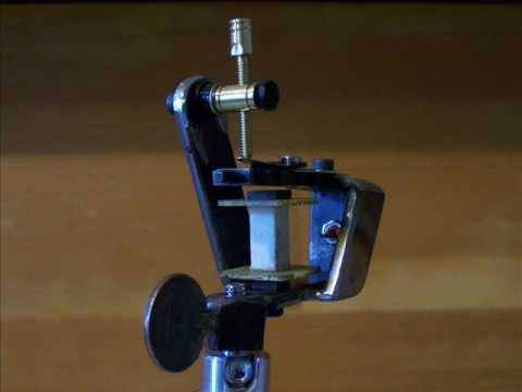 DDM Single Coil Tattoo Machine.wmv