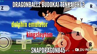 dragon ball z budokai tenkaichi 3 on pc dolphin emulator download