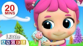 Mary Had A Little Lamb, PeekaBoo, Finger Family, Kids Songs & Nursery Rhymes by Little Angel