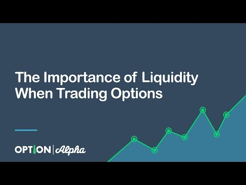 Information trading volatility and liquidity in option markets