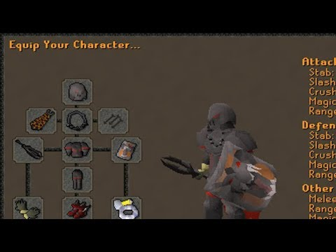 Runescape Sparc Mac's Epic Adventure #40 - Farming Dharok Sets!
