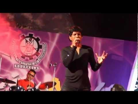 Abhi Abhi - Jism 2 - KK live at ISM NIT Rourkela