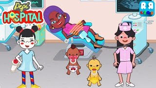Pepi Hospital - Fun New Baby Born Care for Kids