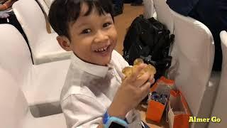 Naik Panggung di Acara Launching imoo Watch Phone Z5