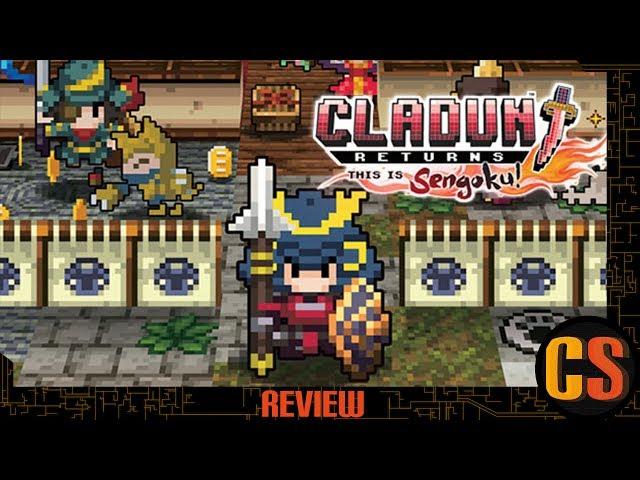Руководство запуска: Cladun Returns: This Is Sengoku! по сети
