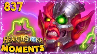 PAY 80 DOLLARS TO OBLIVION!!   Hearthstone Daily Moments Ep.837