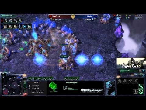Grubby (P) vs Sting (T) - GosuGamers Replay of the Week