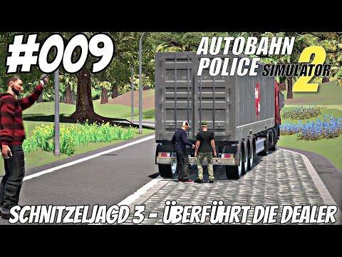 #009 Autobahn Polizei 2 Simulator Let's Play Xbox One X - Schnitzeljagd 3