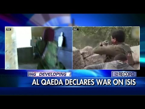 Al Qaeda vs. ISIS: Al-Zawahiri Declares War on Al-Baghdadi