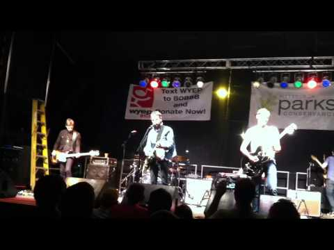 """Shapeshifters"" - Sam Roberts Band - WYEP Summer Music Festival, Pittsburgh, PA 6/28/2014"
