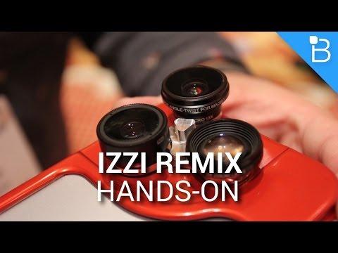 iZZi Remix - Improve Your iPhone's Camera