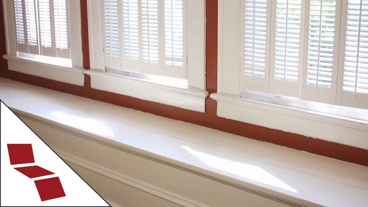 How to measure for a custom window seat cushion youtube - Made to measure bench seating ...