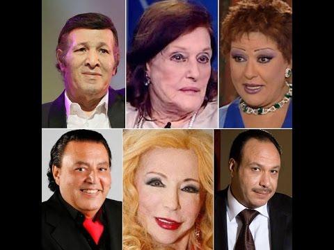 فنانون واعلاميون رحلوا في الـ 2014