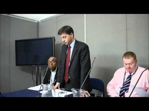 Rt Hon Douglas Alexander Speaking at Tamils for Labour Fringe Meeting 2011