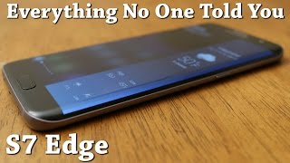 S7 Edge: Everything No One Told You About The Edge Screen