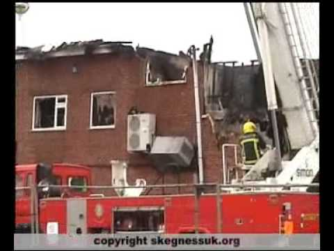 Dunes Pub Fire Winthorpe Skegness