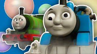 THE WORST EPISODES EVER - Tug and Zeo Watch Thomas - Episode 1