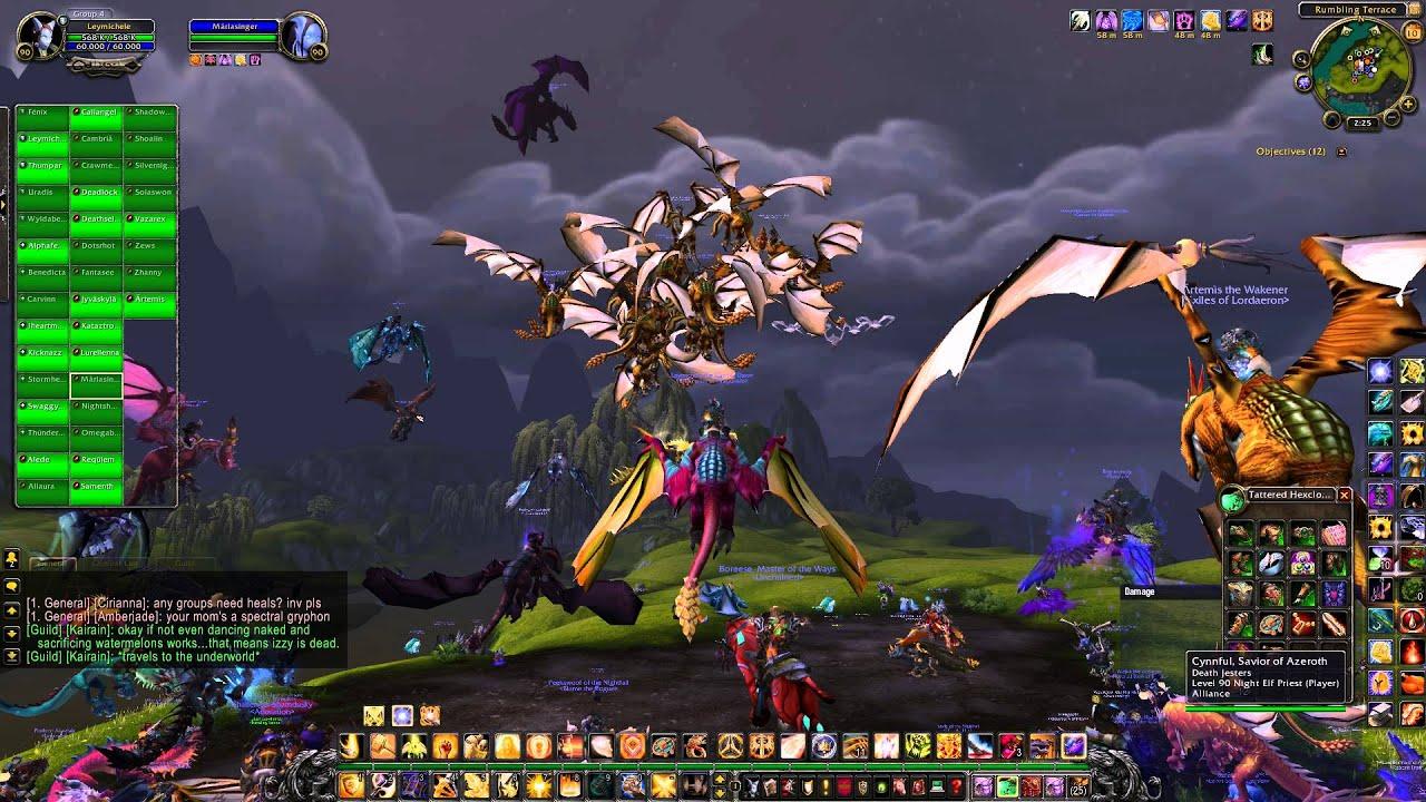 World of Warcraft Bronze