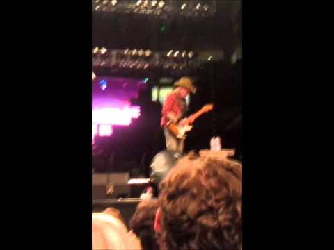 Pre-Concert Session with Aerosmith's Brad Whitford - Great Blues Riffs - 4-Aug-2012