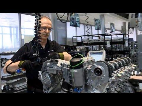 Ein Blick hinter die AMG Kulissen